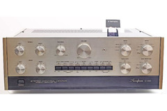 Preamplificatore Accuphase c 200