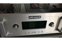 PREAMPLIFICATORE AUDIO RESEARCH REF5SE usato