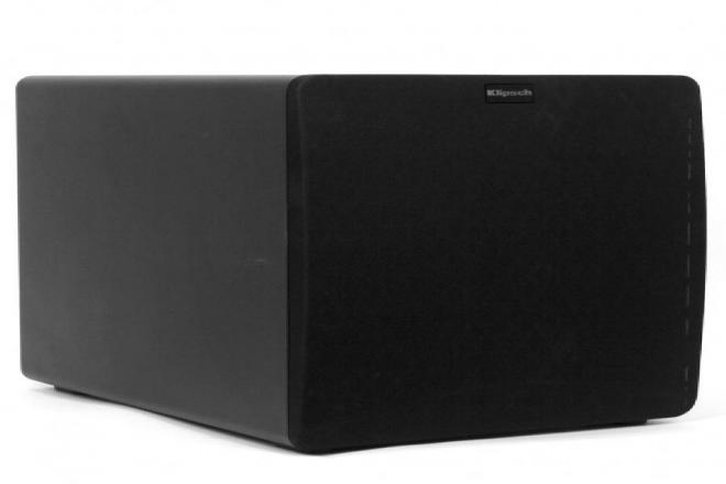 klipsch sw 112 nuovo occasione su av market. Black Bedroom Furniture Sets. Home Design Ideas