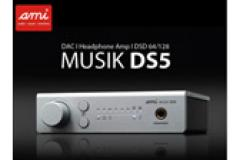AMI Audio Musik DS5 nuovo