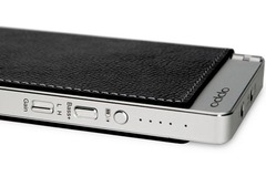 OPPO HA2 finitura in pelle Black/Silver