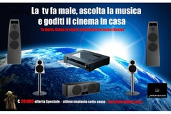 Meridian Home Cinema nuovo