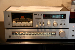 Luxman Sinto Acculook CLL T112 vintage
